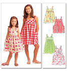 McCalls McCalls Crafts Childrens/Girls Sewing Pattern 5613 Dresses