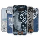 HEAD CASE JEANS AND LACES SOFT GEL CASE FOR SAMSUNG GALAXY S6 ACTIVE