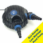Jebao EMP Dual Twin Inlet Low Wattage Eco Energy Pond Filter Pump Submersibe