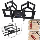 "Full Motion LCD LED Plasma TV Wall Mount 32 39 40 42 46 47 50 55 60 65 70"" SUNYD"