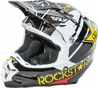 Fly Racing F2 Carbon Rockstar Helmet Original Style