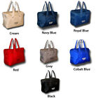 Supermarket carrier bags/travelling cabin bags