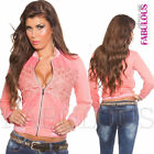 New Sexy Women's Crochet Lace Jacket Hot Casual Party Evening Top Size 10 12 / M