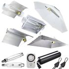 1000W Digital Grow Light Kit Hydroponics HPS MH Bulb Ballast Timer Reflector Opt