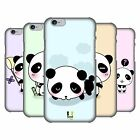 HEAD CASE DESIGNS KAWAII PANDA SERIES 1 HARD BACK CASE FOR APPLE iPHONE 6S