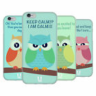 HEAD CASE MEAN OWLS SOFT GEL CASE FOR APPLE iPHONE 6S