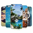 HEAD CASE CHRISTIAN TYPOGRAPHY SERIES 3 SOFT GEL CASE FOR APPLE iPHONE 6S