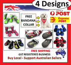4 Designs - Dog Cat Shoes High Performance Running Boots Paws Injury Waterproof