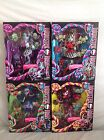 HUGE LOT OF 29 RARE Retired MONSTER HIGH DOLLS 7 Different Series NIB Collection