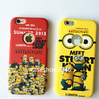 Cartoon Cute MINIONS Despicable Me fullbody case cover for apple iphone 6S plus