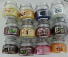 Village Candle Small 11Fl Oz Jar Candle- 55 Hrs Burning Time 13 Scents!
