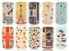 JAMMYLIZARD Vintage Collection Back Cover Hard Case for Samsung Galaxy S3 Mini