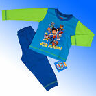 Boys Paw Patrol Pyjamas Chase Marshall Rubble Age  1 2 3 4 5 Years
