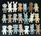Random Sylvanian Families Dog Bear Mouse Family Dolls Figures without clothes