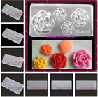 60 Designs Durable 3D Nail Art Acrylic Mold Mould Manicure Tool Decoration DIY