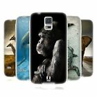 HEAD CASE WILDLIFE SOFT GEL CASE FOR SAMSUNG GALAXY S5 NEO