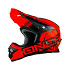 O'neal 3 Series Motocross Enduro MTB Helm Lizzy rot/schwarz 2016 Oneal