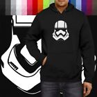 Star Wars The Force Awakens Stormtrooper Pullover Hoodie Jacket Hooded Sweater $35.0 USD