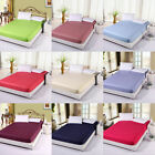 Luxury Hotel Quality 100% Egyptian Cotton 300 Thread Count Fitted Sheet