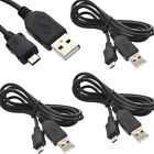 3x/2x/1x 3FT/1M Micro USB 2.0 Male to Standard Male Data Sync Charger Cable Core