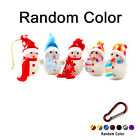 Christmas Snowman Ornaments Festival Party Xmas Tree Hanging Decor + Keychain