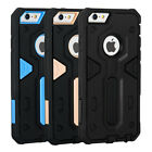 Shockproof Tough Armor Hybrid Rugged Protective Case For iPhone 6 6S Plus -KQN5a
