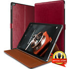"""For iPad Pro 12.9"""" 2015 VRS Design [Layered Dandy] Slim PU Leather Case Cover"""