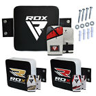 RDX Boxing Wall Pad Punch Bag + Gloves Kick Bracket MMA Focus Shield Strike Thai