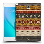 HEAD CASE DESIGNS KNITTED CHRISTMAS HARD BACK CASE FOR SAMSUNG TABLETS 1