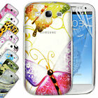 Hard Back Printed Case Cover For SAMSUNG GALAXY S3 i9300 Free Screen Protector