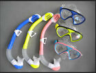 Safety child scuba diving mask tempered glass lens diving snorkeling equipment