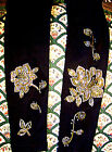 Regular Size Long Leggings Embellished Rhinestone Yellow Gold Crystal Roses