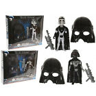 GALAXY WARS ACTION PLAY FIGURES + ACCESSORIES FACE MASK GIFT STAR KIDS TOYS XMAS