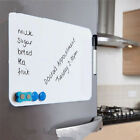 A3 A4 Planner Organiser Flexible Fridge Magnet Home Office Whiteboard DRY CLEAN
