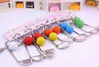 Brand New 3D golf model keychain Key chain Keyring Zinc alloy