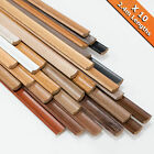 Laminate Flooring Scotia Beading 10 x 2.4m Lengths Edging MDF CHEAPEST PRICE!