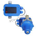 Water Pump Pressure Controller Electronic Electric Switch Control 110/220V 10bar
