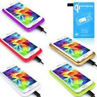 For Samsung Galaxy S5 i9600 ,1Set Qi Wireless Charger Charging Pad+Receiver Kit