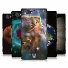 HEAD CASE DESIGNS OUTERSPACE HARD BACK CASE FOR SONY PHONES 4
