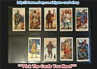 ☆ Player's - History of Naval Dress 1930 (G/F) ***Pick The Cards You Need***