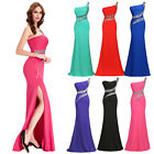 Womens NEW Plus Size Long Prom Evening Gowns Ball Party Bridesmaid FORMAL Dress