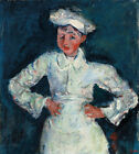 "CHAIM SOUTINE ""The Little Pastry Cook"" apprentice chef A VARIETY OF CANVAS SIZES"