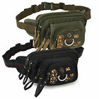 Men's cool small Fanny Pack Waist bag Military Belt bum sling Sport travel A1199