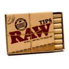 RAW NATURAL UNREFINED PRE-ROLLED TIPS -9481