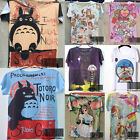 Kawaii Clothing Cute Ropa Korean Japanese Harajuku Totoro T-shirt Camiseta Cat