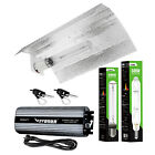VIVOSUN 400w 600w 1000w Watt Grow Light Kit Digital Ballast HPS MH Reflector Set