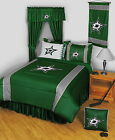 Dallas Stars Comforter and Sham Twin Full Queen King Size