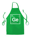 GEORGE - Periodic Element - Unisex Fit Apron - Science - Nerd - Geek - 5 Colours