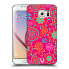 HEAD CASE DESIGNS PSYCHEDELIC PAISLEY HARD BACK CASE FOR SAMSUNG PHONES 1