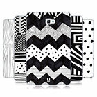 HEAD CASE DESIGNS BLACK AND WHITE DOODLE PATTERNS CASE FOR SAMSUNG TABLETS 1